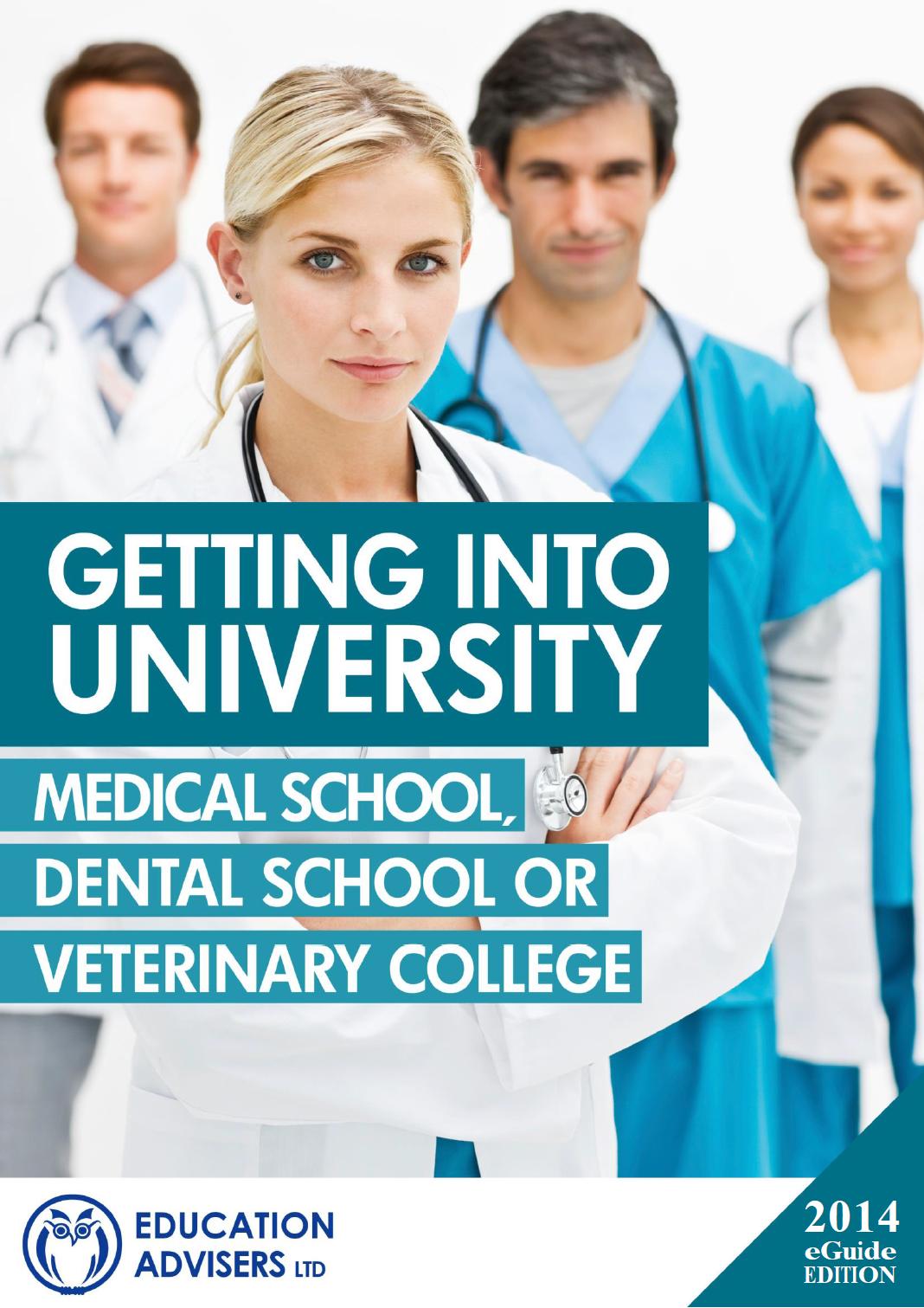Getting into Med School | Best Schools